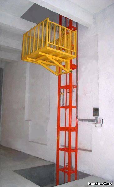 Лифты и подъемники