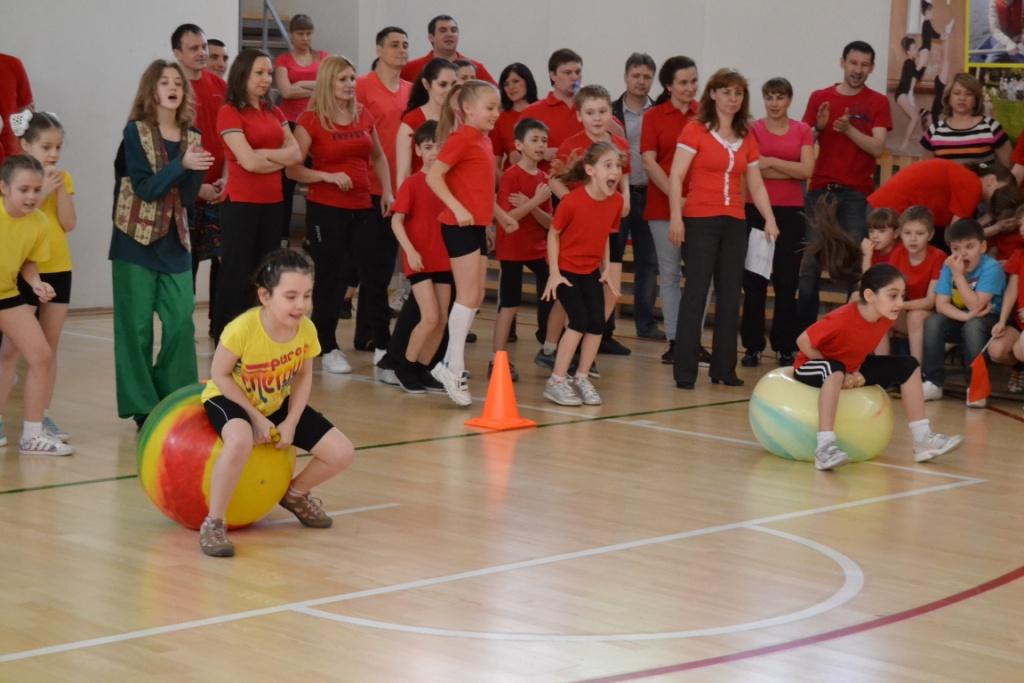 Конкурсы для спортивного праздника