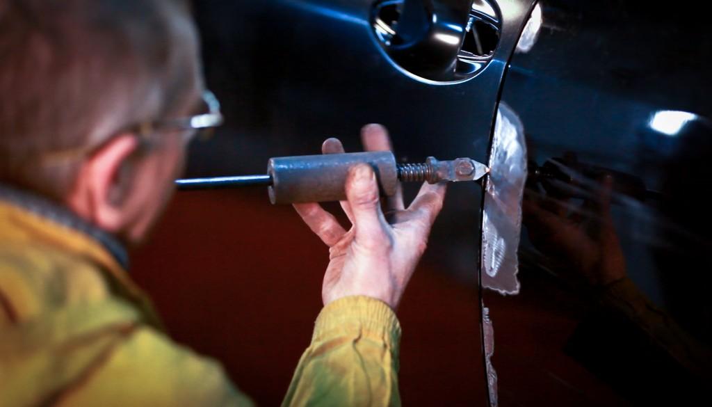 Кузовний ремонт своими руками