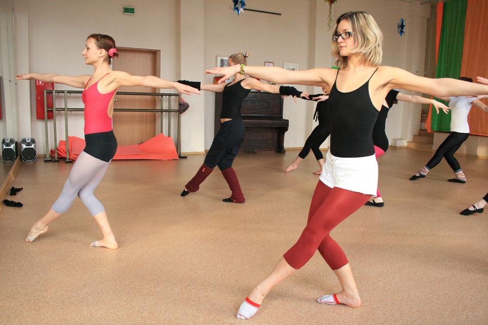 Мастер класс по танца
