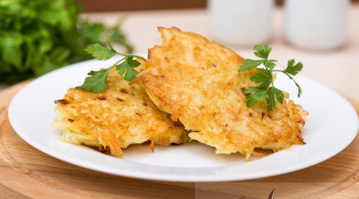 Классические драники картофельные рецепт пошаговый с фото