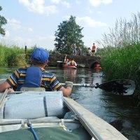 Водный поход по Гайне и Березине