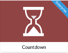 Countdown - event counter