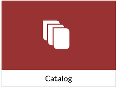 Catalog - easy to use database engine