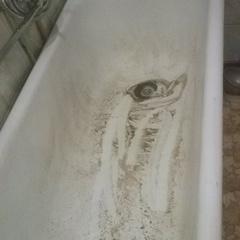 Ванна. реставрация акрилом, Саратов, фото, до и после,