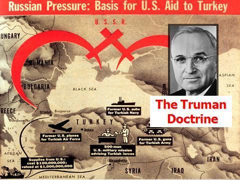 the truman doctrine 2 essay