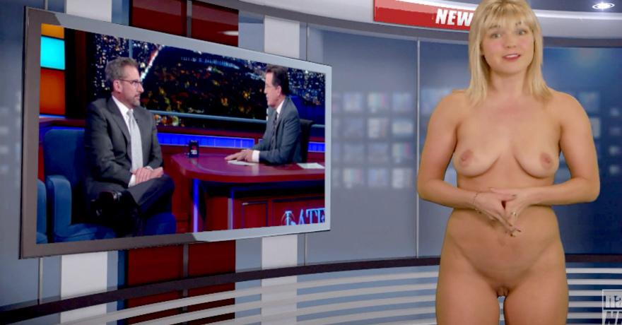 порн телеведущие