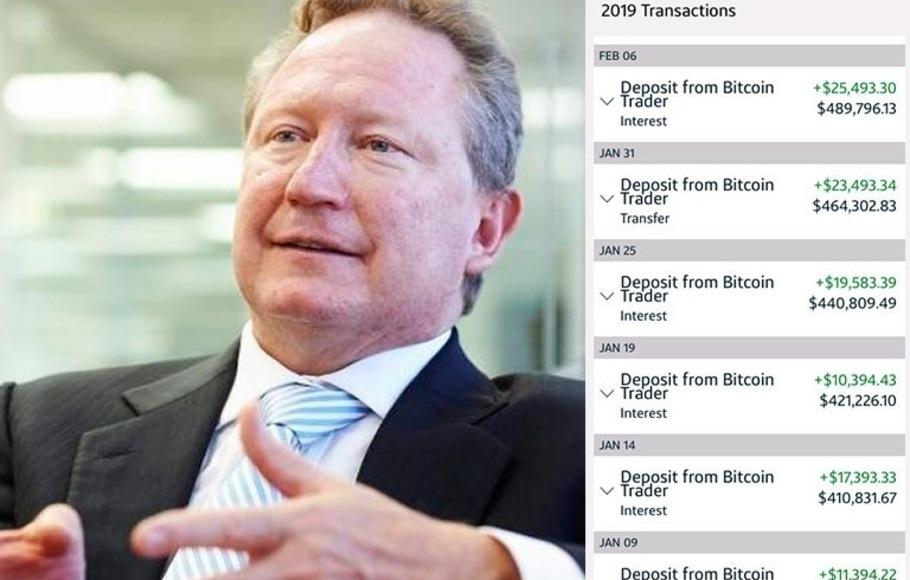 australia bitcoin trader