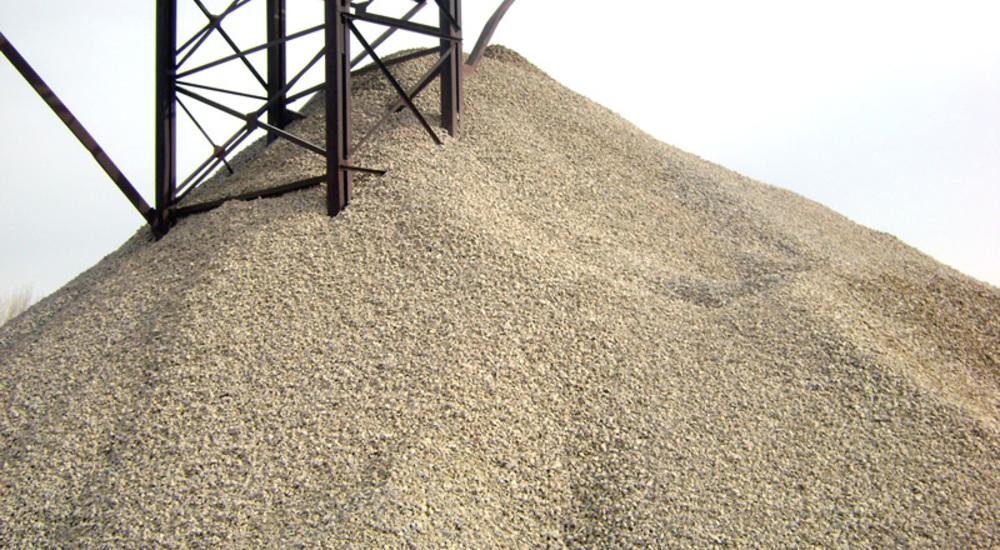 Щебень из природного камня для строительных работ марка 600 цена за м3