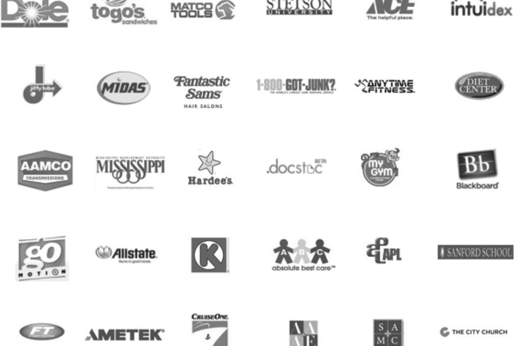 Список клиентов платформы MediaSigage